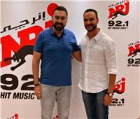 أحمد خالد صالح: «نسر الصعيد» تحدي حقيقي.. والوقوف أمام محمد رمضان «ممتع»