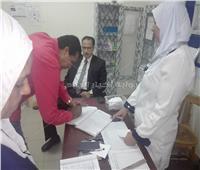 إحالة أطباء استقبال مستشفى الصدر بدمياط للتحقيق
