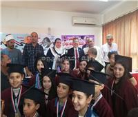 «السنطة التعليمية» تكرم ٢٥٠ من أوائل الشهادات التعليميةبالغربية