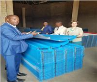 مساعدات من مصر لدعم التنمية في بوروندي