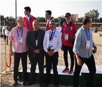 مصر تحصل على فضية الفروسية بدورة الألعاب الإفريقية