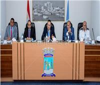 تنفيذي الإسكندرية يناقش فتح قنوات حوار بين المسؤولين والمواطنين