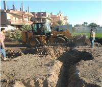 «الرى»: إزالة 740 حالة تعدي على النيل والمجاري المائية في أسبوع