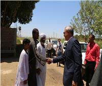 ضمن مبادرة «حياة كريمة».. ماذا ستفعل الدولة في 8 قرى بقنا؟