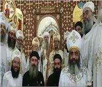 في عيد العذراء..سيامة كاهن لقرى كفر الشيخ