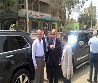 محافظ القاهرة يفاجئ أحياء السلام والمرج وعين شمس والزيتون