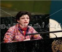 بالصور| ٨ معلومات عن «عزة كرم» الأمين العام لـ«منظمة أديان من أجل السلام»