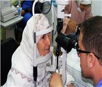 الكشف علي 1050 حالة ضمن قافلة للعيون بمركز مغاغة بالمنيا