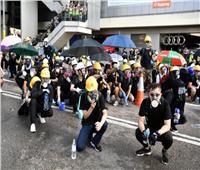 موجة جديدة من التظاهرات المناهضة للحكومة في هونج كونج