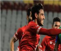 حمدي فتحي يسجل الهدف السادس للأهلي  في مرمى «اطلع بره»
