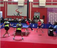 منتخب سيدات تنس الطاولة يحقق ذهبية دورة الألعاب الإفريقية