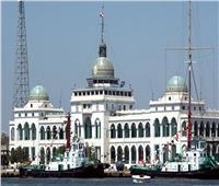 الفريق أسامة ربيع يشهد تدشين القاطرة (عبد الحميد يوسف) بترسانة بورسعيد البحرية