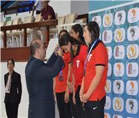 ياسر إدريس يشيد بجهود السباحين المصريين بدورة الألعاب الإفريقية