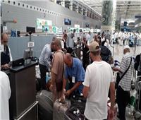 مصر للطيران: عودة ٤٨٥٠٠ حاج بنهاية رحلات اليوم