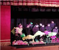 «سمكمكينو» على مسرح الأنفوشي قبل المهرجان القومي