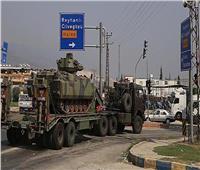 قافلة عسكرية تضم 200 شاحنة للتحالف الدولي تدخل شمال شرق سوريا