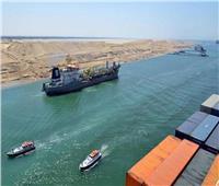 59 سفينة عبرت قناة السويس.. اليوم