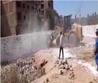 محافظة القاهرة تستعيد أرض زراعية ضمن أملاك الدولة بالمرج