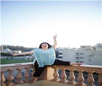 بالصور| ردا على ريهام سعيد.. بدينة تتألق في «فوتوسيشن السمنة»