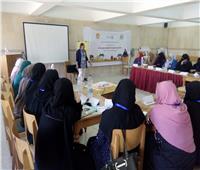 دورة تدريبية لتوعية المرأة البدوية بخطورة التسرب من التعليم