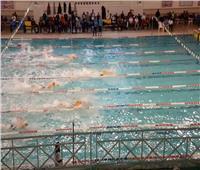 «لاعبو وادي دجلة» يحصدون 6 ميداليات ذهبية بالبطولة العربية للسباحة