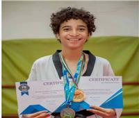 محمد أسامة يتوج بجوائز بطولة العالم والحسن الدولية