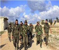 الجيش السوري يدمر تحصينات للإرهابيين في إدلب
