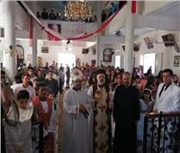 «باسليوس» يترأس القداس بكنيسة «مارجرجس» بسوهاج