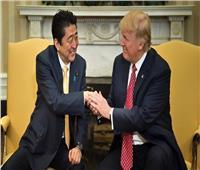 ترامب وشينزو آبي يتفقان على مبادئ اتفاق تجارة خلال قمة السبع