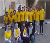 جامعة عين شمس تنظم اللقاء القمي الأول لـ«كأس المعرفة»
