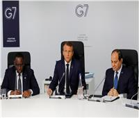 نواب يشيدون بمشاركة الرئيس السيسي في قمة «السبع الكبار»