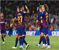 الشوط الثاني| برشلونة تتقدم 5-2 على ريال بيتيس