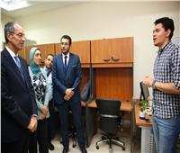وزير الاتصالات يدعم مبادرات معهد تكنولوجيا المعلومات لبناء قدرات شباب الصعيد