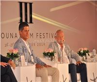 ساويرس: تخطينا المرحلة الصعبة في بناء مهرجان عالمي