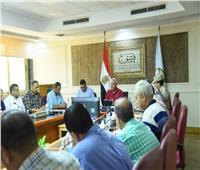 محافظة مطروح تستعد مبكراً بخريطة معلوماتية لأماكن مخرات السيول