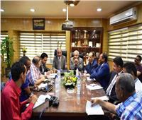 وزير شئون مجلس النواب يعلن نتائج أعمال لجان تلقى رغبات تعويضات أهالى النوبة