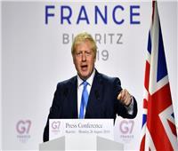 جونسون: محادثات خروج بريطانيا من الاتحاد الأوروبي قد تستمر حتى آخر اللحظات