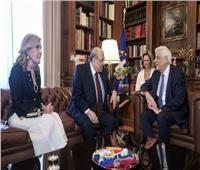 «بافلوبولوس»: مصر واليونان ركيزتان لحضارة المتوسط.. والسيسي يقود التنمية المتواصلة