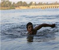 محافظ أسوان يمنع المواطنين من السباحة بمجرى نهر النيل