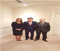 وزيرا «الصناعة والاستثمار» يبحثان مع منظمة «اليونيدو» سبل تعزيز التعاون المشترك