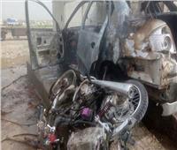 مقتل شخصين وإصابة ثالث في انفجار دراجة نارية في غزة