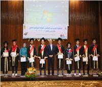 «الري» تكرم 220 متفوقا بالثانوية العامة والجامعات من أبناء العاملين