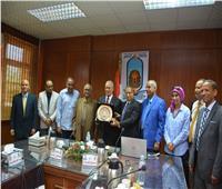مجلس جامعة الأقصر يناقش استعدادات العام الجامعي الجديد
