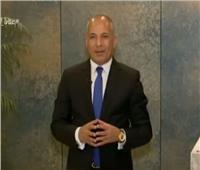 فيديو| أحمد موسى: السيسي تحدث بلسان أكثر من مليار شخص خلال «تيكاد»