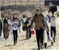 موسكو:عودة 1540 لاجئا سوريا إلى بلدهم خلال الـ 24 ساعة الماضية
