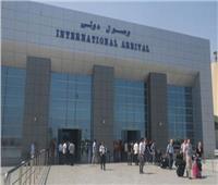 مطار الغردقة يحقق أعلى معدل طيران منذ 9 سنوات