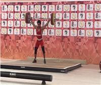 رئيس جامعة حلوان يهنئ محمد إيهاب الفائز بذهبية الألعاب الإفريقية في رفع الأثقال
