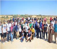 """وزيرة البيئة: هدفنا ربط """"طيور مصر المهاجرة"""" بثروات مصر الطبيعية"""