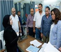 صور| خلال جولة مفاجئة.. محافظ دمياط تحيل مخالفات 4 مستشفيات للتحقيق