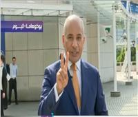 فيديو| أحمد موسى: افتتاح مشروعات كبرى أكتوبر المقبل